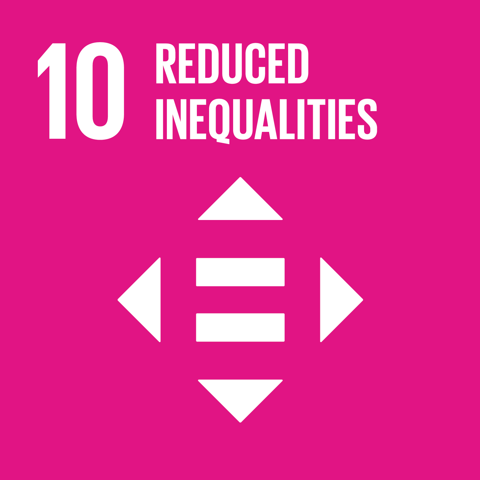 GOAL 10: Reduced Inequality